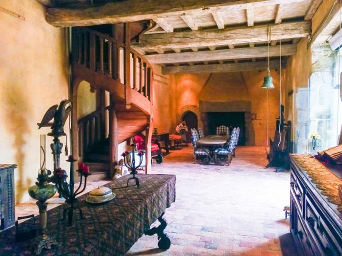 Achat vente acheter maison immeuble manoir chapelle for Acheter maison bretagne