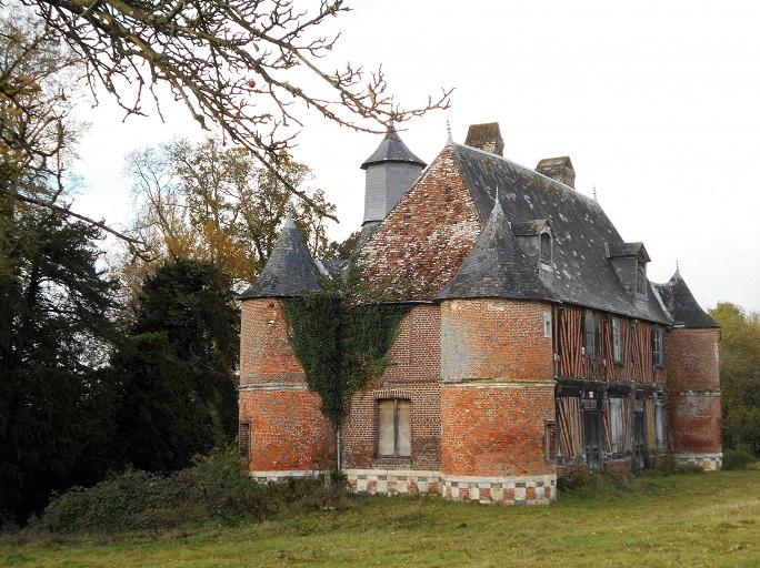 Vente manoir eure for Ancien pressoir de la maison jaune